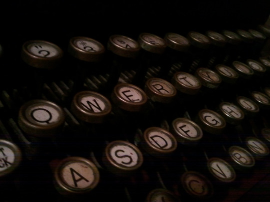Typewriter von Mike McKay